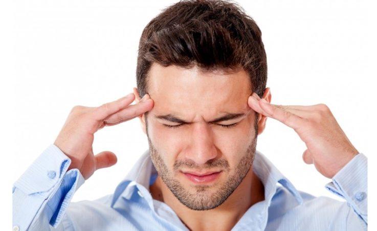 болит голова от общения с человеком