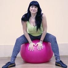 Ольга Витер, бодифлекс